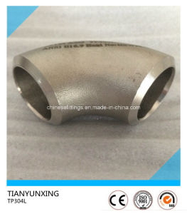 ASTM A403 Seamless TP304L/1.4307 Stainless Steel Pipe Fittings pictures & photos