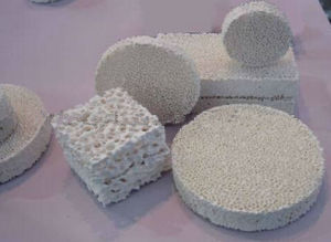 High Quality Alumina Ceramic Foam Filter for Metal Casting pictures & photos