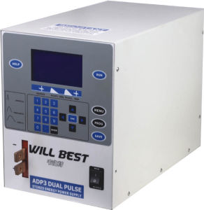 Battery Welder Spot Welder Dual-Pulse Dual Pulse Capacitive Spot Welder