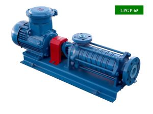 Multistage Pump for LPG Transfer
