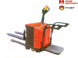 Effortless Electric Pallet Truck with 2.5 Ton Capacity (HQYB2-2)