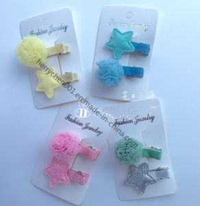 Brillant Ball and Star Hairpin Set, No. 17027 pictures & photos