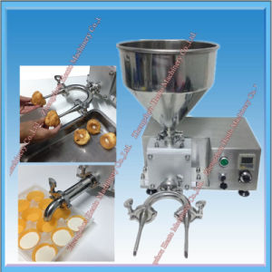 Donut / Cake / Bread Cream Puff Filling Machine For Sale pictures & photos