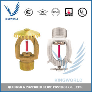 China Good Price Automatic Frangible Bulb Sprinklers UL FM pictures & photos