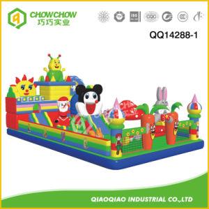 Inflatable Toys Castle Slide Fun City for Kids Amusement Park pictures & photos