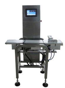 High Speed Check Weigher with Stainless Steel Structure Cw-N158 (2g-500g)