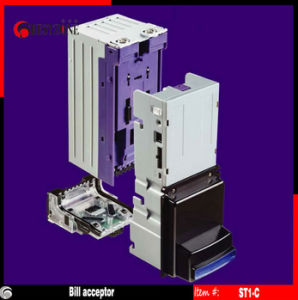Bill Acceptor/Reader/Validater St1-C pictures & photos