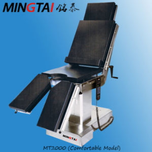 Mingtai Electric C Arm Operating Table / Surgical Table pictures & photos