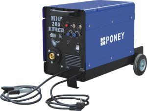 Mosfet MIG Gas Welding Machine Inverer DC (MIG-160/180/200) pictures & photos