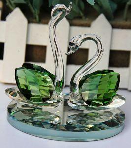 Swan Figurine Wedding Gift pictures & photos