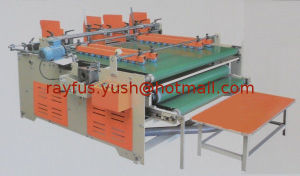 Semi-Auto Folder Gluer of Corrugated Carton Box Making Machine pictures & photos