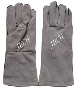 Welding Gloves (JK43101) pictures & photos