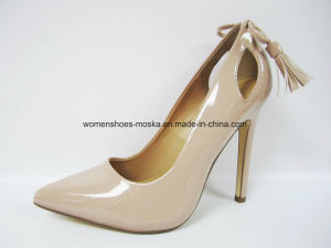 New Arrival Women Fashion High Heel Lady Dress Footwear pictures & photos