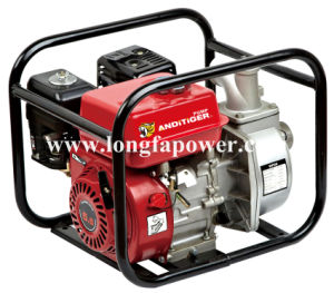 Portable 3 Inch Gasoline Water Pump pictures & photos