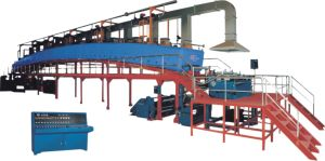 Comma Coating and Laminating Machine for Adhesive Paper pictures & photos