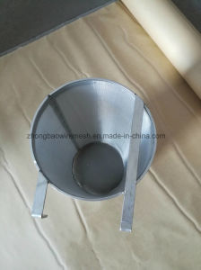 """4""""*10"""" 300 Micron 304 Stainless Steel Home Brew Keg/ Corny Keg /Hop Filter Spider pictures & photos"""