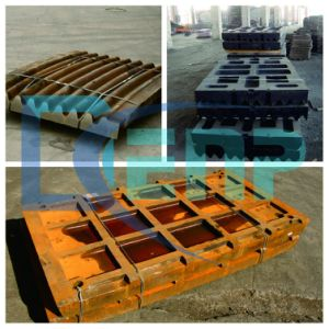 Jaw Plate for Sandvik Jaw Crusher pictures & photos