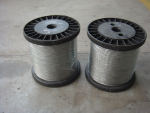 Stainless Steel Cable with Mtc to USA, Canada pictures & photos