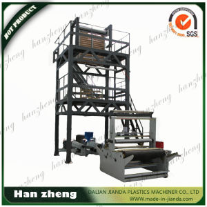 Newest Dual Screw ABA Film Blowing Machine for Shopping Bags Sj45-2-1100