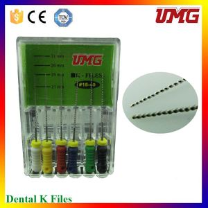 Dental Care Products Niti Dental Files with Hand pictures & photos