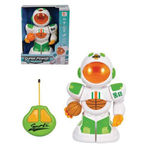 Hot Sale 2CH R/C Toys RC Robot with Light and Music (10195472) pictures & photos