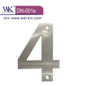 Ss Door Number Hardware (DN-001e)