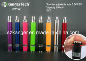 E Cigarette VV Battery with LCD-Ipow pictures & photos