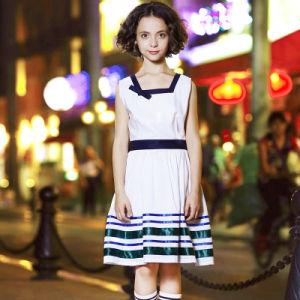 Summer Cheap School Uniform Green Polo Shirt Style pictures & photos