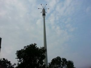 Telecom Tower with Single Tube pictures & photos
