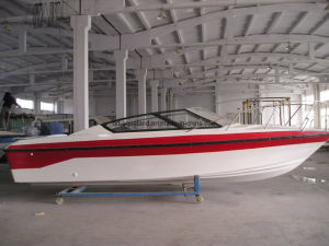 Aqualand 25feet 7.6m Fiberglass Speed Boat/Passenger Water Taxi (760) pictures & photos