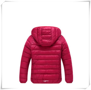 Polyester and Duck Down Spring and Autumn Jacket Down Jacket 608 pictures & photos