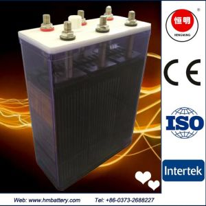 24V 48V Tn1000 (1.2V 1000AH NI-FE battery) Nickel Iron Solar Power Storage Battery Supply pictures & photos