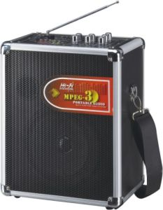 Speaker with Braces/Portable Speaker (A-1)