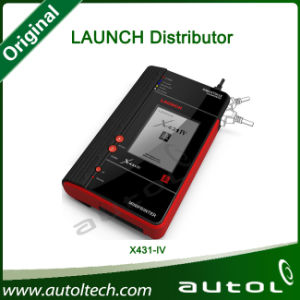 [Launch Authorized Agency] Launch X43 IV, 100% Original Auto Diagnostic Tool, X431 Scanner IV Free Update by Internet pictures & photos