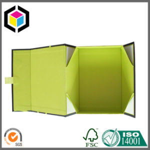 Collapsible Cardboard Paper Gift Box for Cosmetics Perfume pictures & photos
