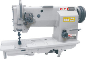 Integrated Feed Double Needle Lockstitch Sewing Machine
