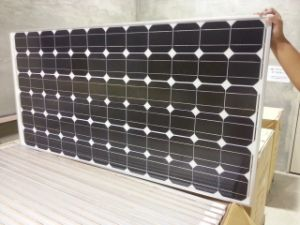 200W Solar Panel Monocrystalline pictures & photos