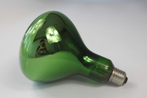 Infrared Lamp (green) R125 for Bathroom Heater pictures & photos