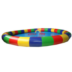 Inflatable Water Toy Inflatable Swimming Pool for Amusement Park (CYPL-609) pictures & photos