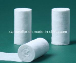OEM Disposable Adborbent Gauze Bandage / Cutted Gauze Bandage pictures & photos
