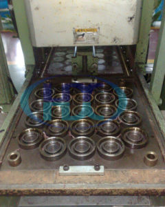 Hot Piston Seal Mould