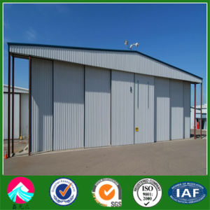 Indutrial Steel Strtucture Prefabricated Building for Aircraft House pictures & photos
