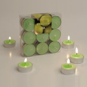 White Wax Tealight Candle with Burning 8 Hours pictures & photos