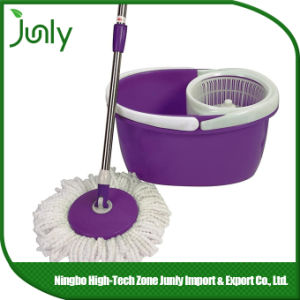 360 Spin Mop Microfiber Dust Spin Mop 360 pictures & photos
