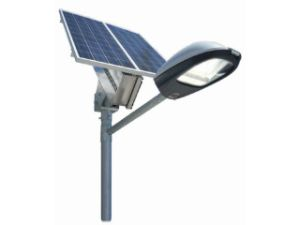 60W LED Solar Street Light with 8m Pole pictures & photos