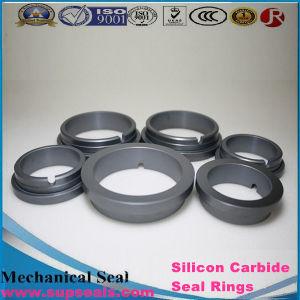 Silicon Carbide Bushing Silicon Carbide Sleeve Ssic Rbsic Tube pictures & photos