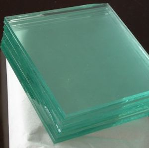 Hot Used Sentryglas Interlay Clear Laminated Glass pictures & photos