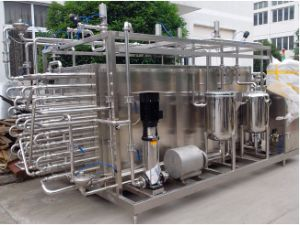 Full Automatic Tubular Uht Juice Sterilizer pictures & photos