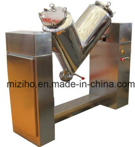 V Type Powder Mixing Machine for Cosmetic Food and Chemical pictures & photos