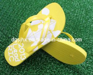 Rubber Beach Flip Flops, Custom Slippers pictures & photos